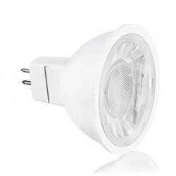 Aurora Lighting ICE 5W 4000K Non-Dimmable MR16 LED Spotlight with 60° Beam Angle