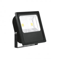 Aurora Lighting Helius 100W Cool White Adjustable LED Floodlight
