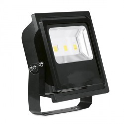 Aurora Lighting Helius 200W Cool White Adjustable LED Floodlight