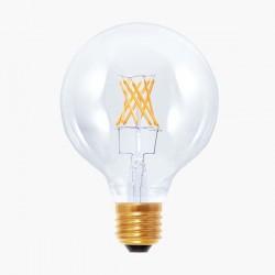 Segula Vintage Line 6W 2200K Dimmable E27 Clear Globe 95 LED Bulb