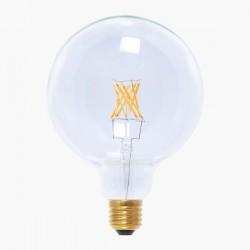 Segula Vintage Line 8W 2200K Dimmable E27 Clear Globe 125 LED Bulb