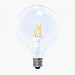 Segula Vintage Line 6W 2600K Dimmable E27 Clear Globe 125 LED Bulb