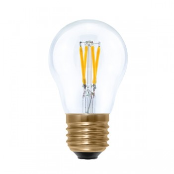 Segula Vintage Line 3.5W 2200K Dimmable E27 Clear Small LED Bulb