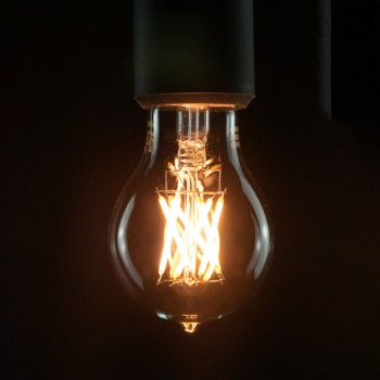 Segula Vintage Line 6W 2200K Dimmable E27 Clear LED Bulb