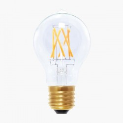 Segula Vintage Line 6W 2200K Dimmable E27 Clear A19 LED Bulb