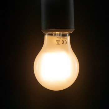 Segula Vintage Line 8W 2600K Dimmable E27 Frosted LED Bulb