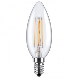 Segula Vintage Line 3.5W 2600K Dimmable E14 Clear Candle LED Bulb