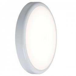 Knightsbridge Flush 14W LED Bulkhead
