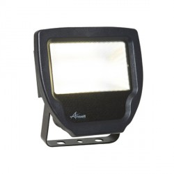 Ansell Calinor 20W 3000K Black LED Floodlight