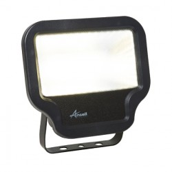 Ansell Calinor 50W 4000K Black LED Floodlight
