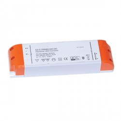 Ansell Constant Voltage Non-Dimmable 75W 48V LED Driver