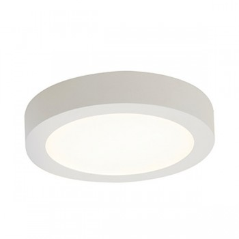 Ansell Freska Surface 18W Warm White Non-Dimmable Fixed LED Downlight