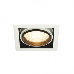 Ansell Unity S 32W Cool White Non-Dimmable Adjustable LED Downlight
