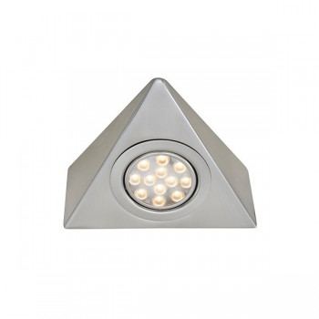 Ansell Vertex 3W Warm White LED Cabinet Light