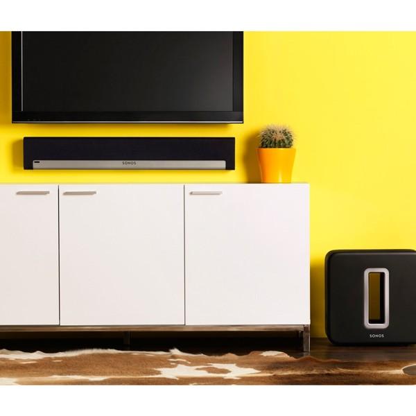 sonos 3 1 home cinema system at uk electrical supplies. Black Bedroom Furniture Sets. Home Design Ideas