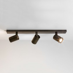 Astro Ascoli Triple Bar Bronze Spotlight