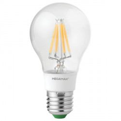 Megaman Filament Classic 5.5W 2700K Dimmable E27 LED Bulb