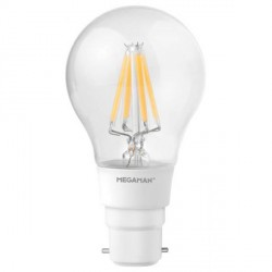 Megaman Filament Classic 5.5W 2700K Dimmable B22 LED Bulb