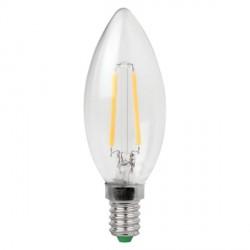 Megaman Filament Candle 3W 2700K Non-Dimmable E14 LED Lamp
