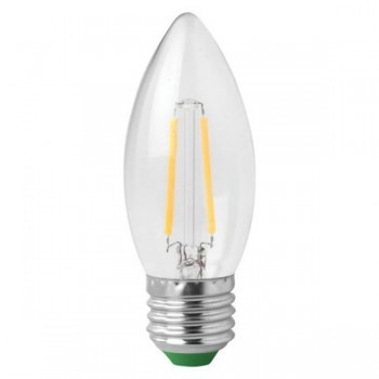 Megaman Filament Candle 3W 2700K Non-Dimmable E27 LED Lamp
