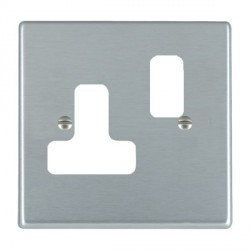 Hamilton Hartland Grid Satin Chrome SS1 Grid Fix Aperture Plate