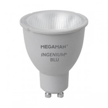 Megaman Ingenium BLU 8W 4000K Dimmable GU10 LED Reflector Lamp