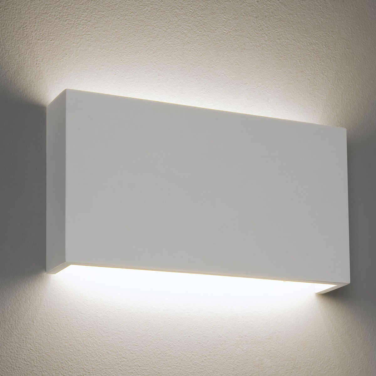 Astro Rio 325 2700K Plaster LED Wall Light at UK ... on Led Wall id=78629
