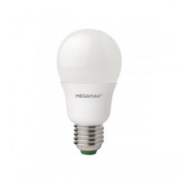 Megaman 9.5W 2800K Non-Dimmable E27 Opal LED Classic Bulb