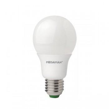 Megaman 11W 2800K Non-Dimmable E27 Opal LED Classic Bulb