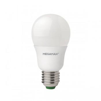 Megaman 9.5W 6500K Non-Dimmable E27 Opal LED Classic Bulb
