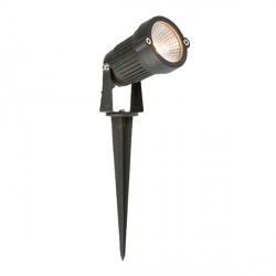 Knightsbridge 4W LED Wall/Spike Light