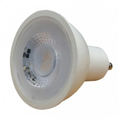 Save Light Halo COB 7W Daylight Dimmable GU10 LED Spotlight