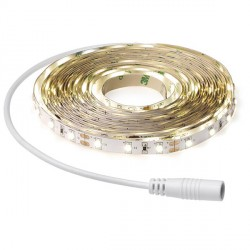 Enlite 12V 5m Warm White LED Strip Kit