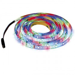 Aurora Lighting 12V 5m RGB LED Strip Kit