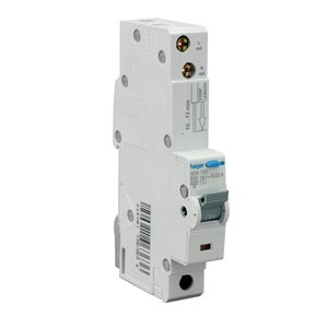 Hager 40amp RCBO