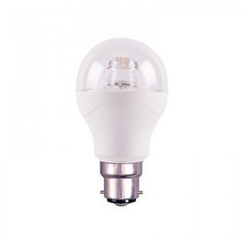 Bell Lighting 9W Warm White Non-Dimmable B22 Clear LED GLS
