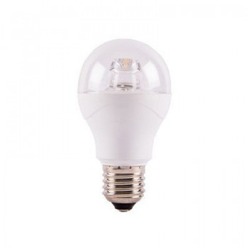Bell Lighting 9W Warm White Non-Dimmable E27 Clear LED GLS