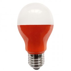 Bell Lighting 5W Non-Dimmable E27 Amber Coloured LED GLS