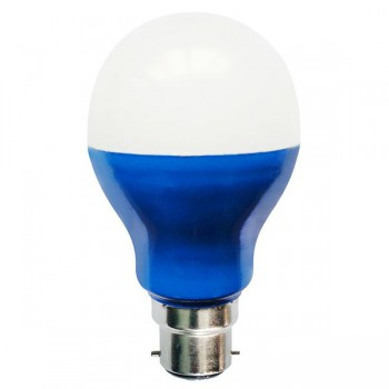 Bell Lighting 5W Non-Dimmable B22 Blue Coloured LED GLS