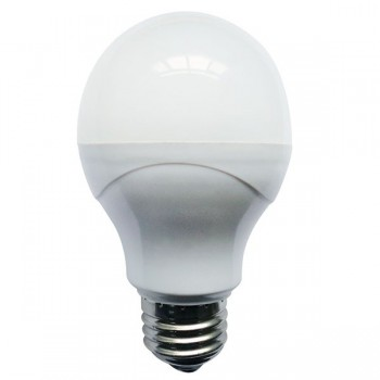 Bell Lighting 5W Non-Dimmable E27 White Coloured LED GLS