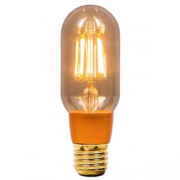 Bell Lighting Vintage 4W Warm White Dimmable E27 Amber LED Tubular Bulb