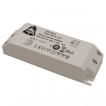 Bell Lighting 15W 12V Constant Voltage LED Line Driver