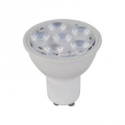 Bell Lighting 5W Non-Dimmable GU10 Amber Coloured LED Spotlight