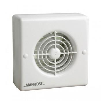 Manrose 100mm Automatic Shutter Extractor Fan