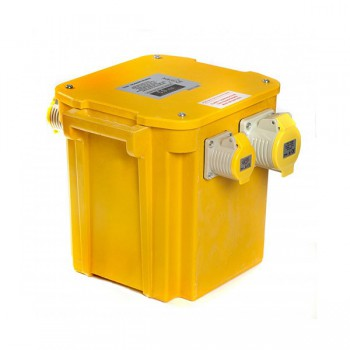 Briticent Site Electrics 5kVA Portable Site Transformer