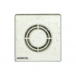 Manrose SELV 100mm 12V Extractor Fan
