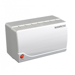 Manrose T12 Series 25VA Remote Transformer with Humidity Control and Pullcord Switch