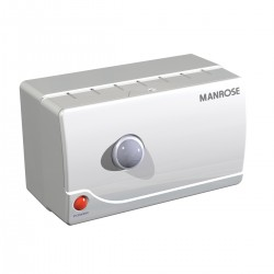 Manrose T12 Series 25VA Remote Transformer with PIR Sensor