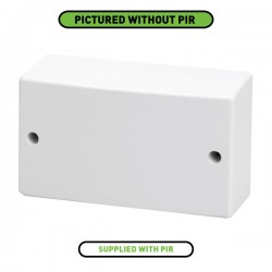 Manrose T12 Series 25VA Remote Transformer with PIR Sensor