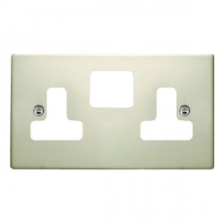 Hamilton Hartland Grid Pearl Oyster SS2 Grid Fix Aperture Plate